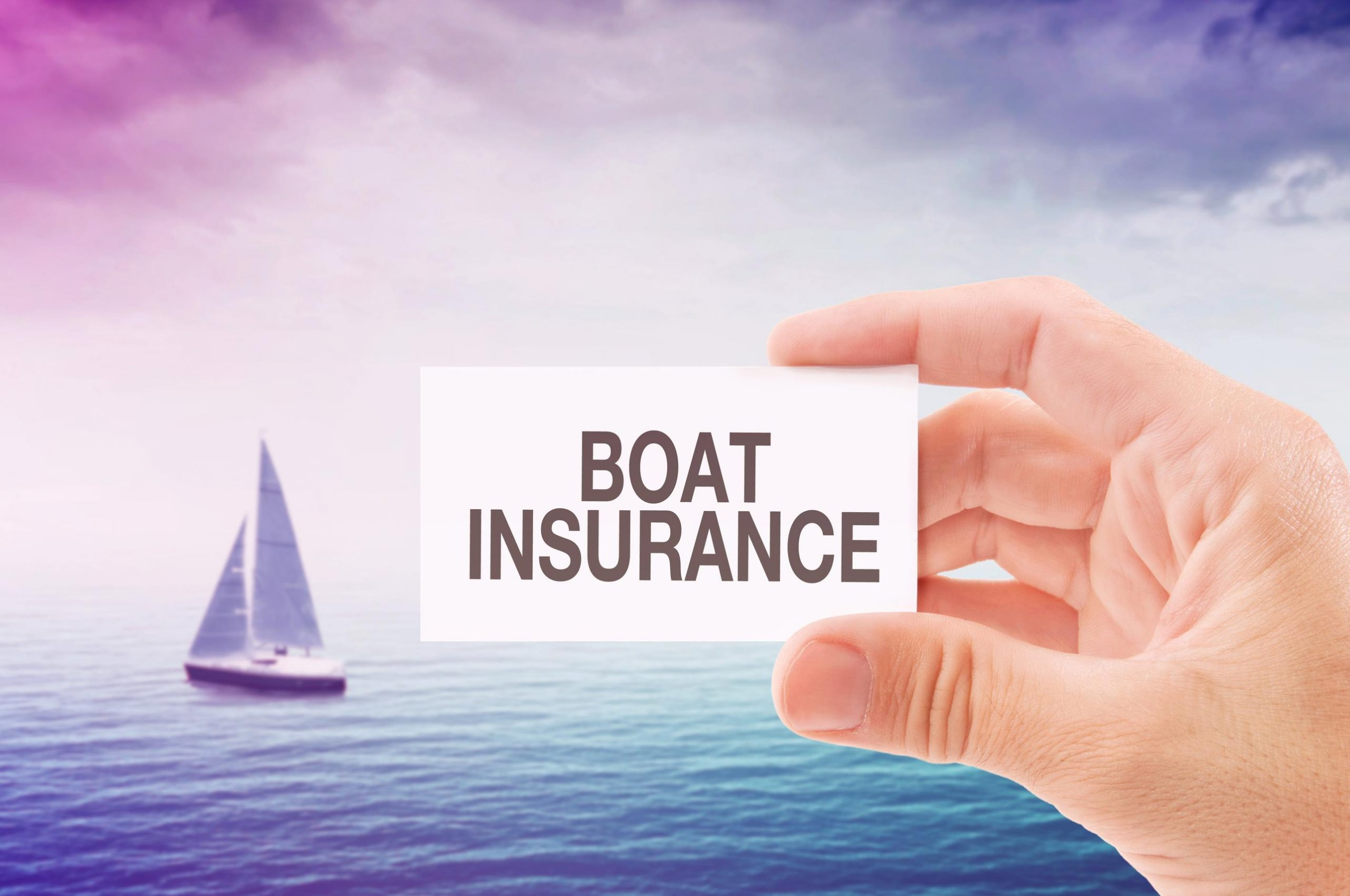 Boat Insurance - What Buyers Need To Know