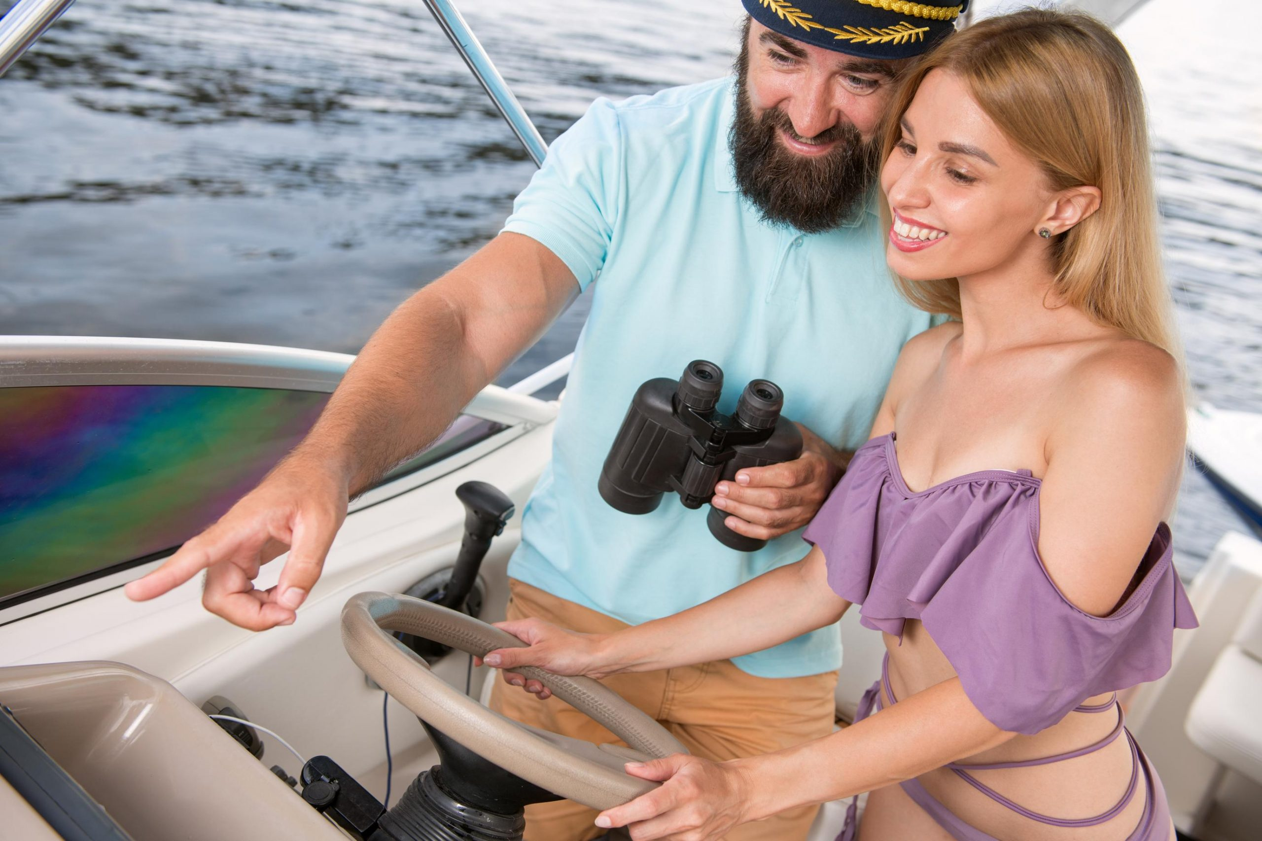 Basic Boating Terms