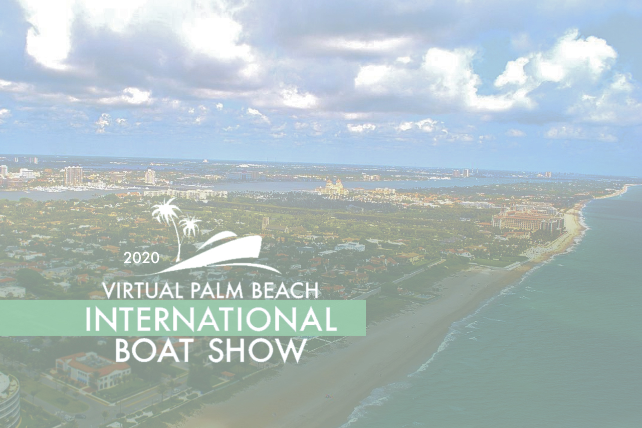 Palm Beach Virtual Boat Show 2020