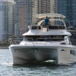 Aquila 44: Power Cat with All the Angles