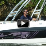 Video: Bayliner 217 SD Deck Boat Boat Review