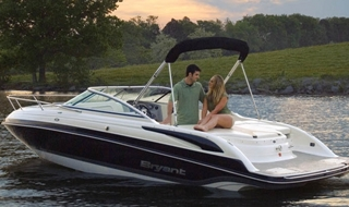 Boat warranties can give you peace-of-mind. Photo by Bryant Boats.