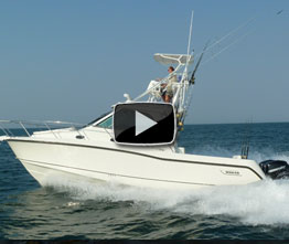 Boston Whaler Conquest 345