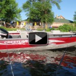 Crestliner 1750 Pro Tiller Video Boat Review