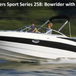 Video Boat Review: Cruisers Sport Series 258