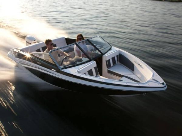 The Glastron GT 180 is simple, versatile, and priced right. Glastron photo.