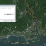 Google Earth for Cruise Planning