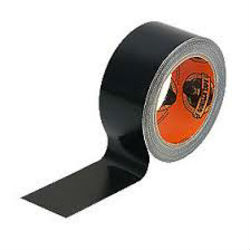 Gorilla-brand tape is heavy and tenacious, and can make strong temporary repairs.