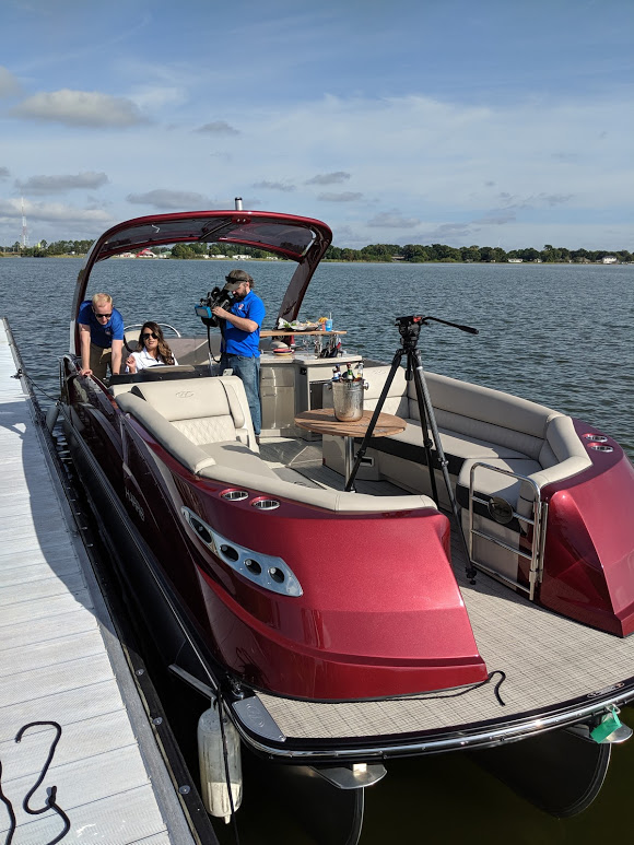 Harris Crowne SL 270 Boatgating Machine