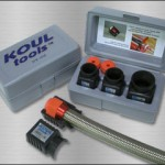 Koul Tools for Stainless Steel Braided Engine Plumbing