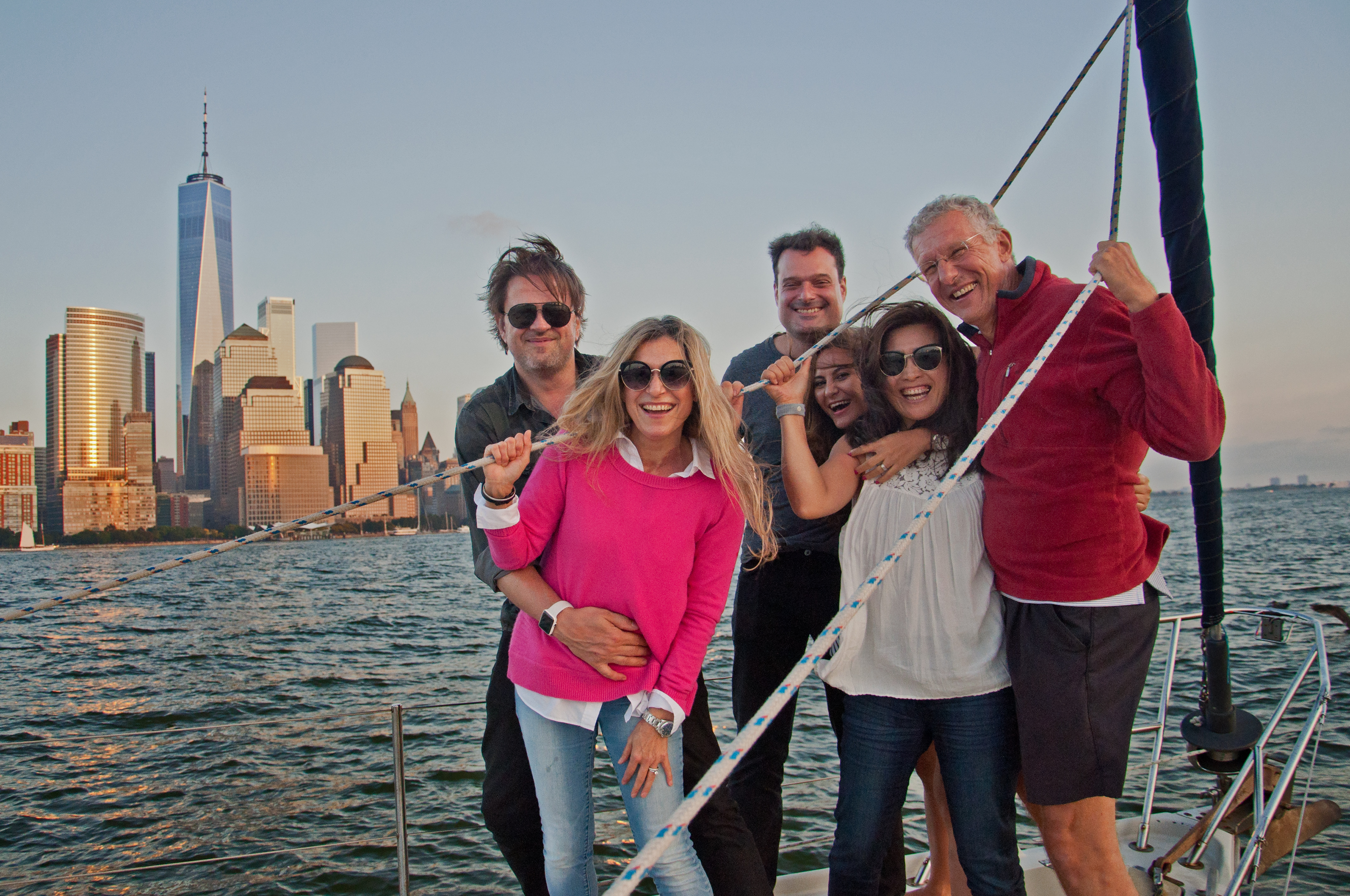 New York sailboat rental