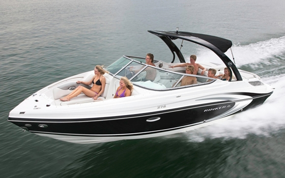 Rinker Boats has been in business almost 100 years and has a strong following despite not being a household name.