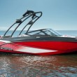 The 215 HO Impulse is Scarab's top-of-the-line model.