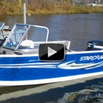 Video: Starcraft Starfish 176 Boat Review