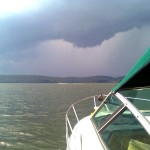 Boating Weather: Clouds