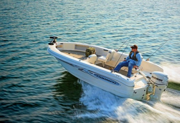 Rotomolded plastic boats are usually small, but they have a number of advantages.