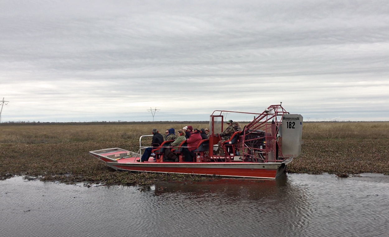 Air Boats And Fan Boats Guide Boat Trader Blog