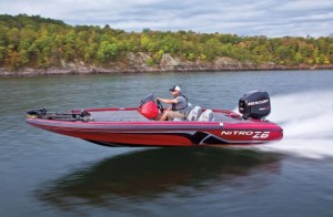 Nitro is one of the most popular bass boat brands around, thanks to models like the Z-6.