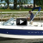 Video: Bayliner Discovery 195 Bowrider Boat Review
