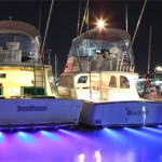 Gen II Series by Aqualuma Doubles The Underwater Light Around Boaters