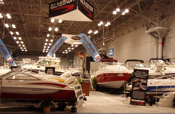 Going to a boat show without a plan is like walking into fiberglass forest. You'll just get bewildered.