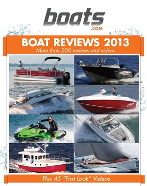 Boats.com recently published this interactive PDF with links to all 204 of their boat reviews in 2013. It won't be long before these boats will appear on the used market.