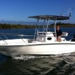 Online buyers usually choose price ranges when they look at boats. If you wanted to get $75,500 for your Boston Whaler 230 Dauntless, you could set a price up to $75,999 to give yourself more wiggle room in the 70K-80K range.