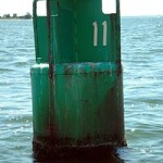 green can bouy
