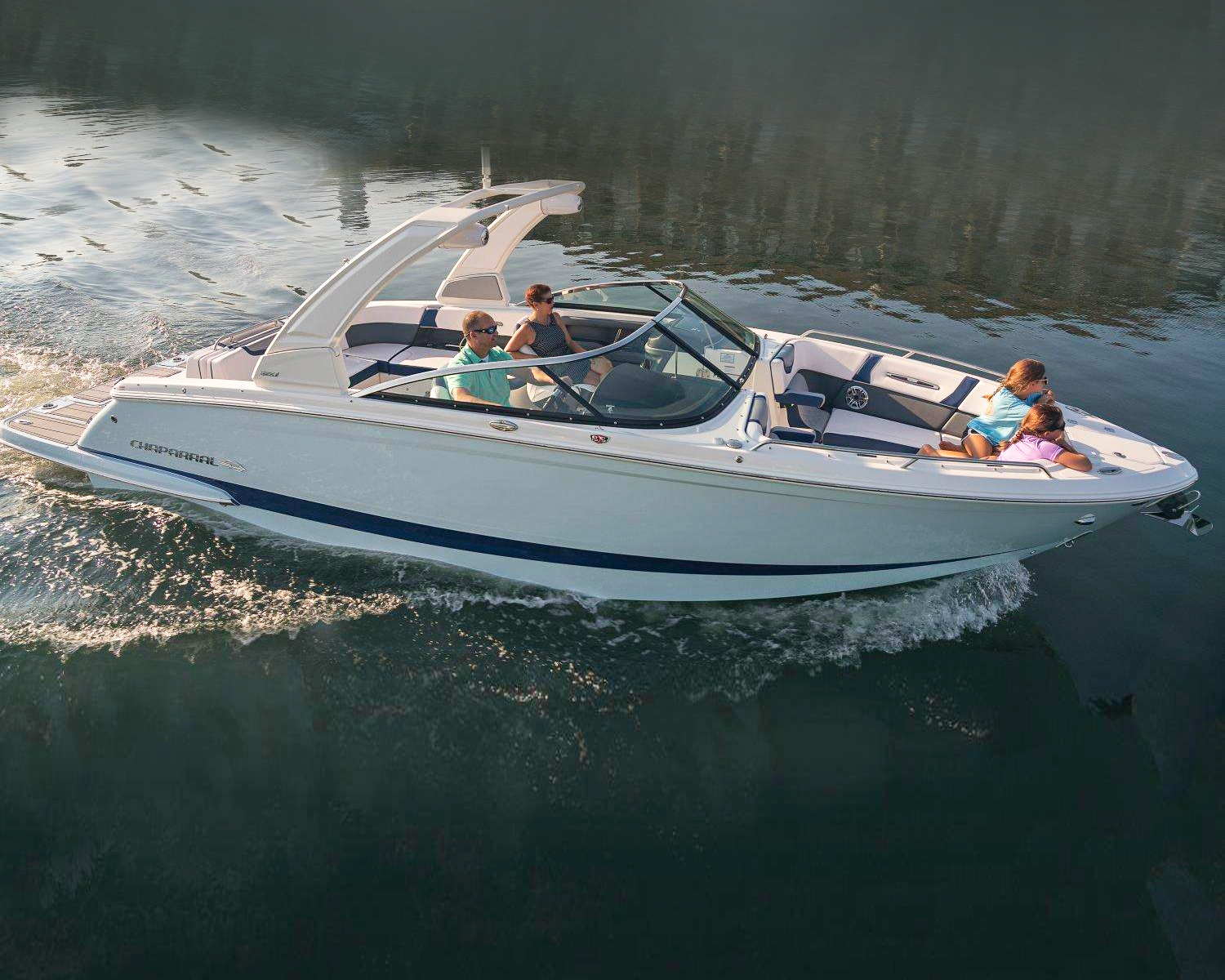 2021 Chaparral 287 SSX Runabout Boat