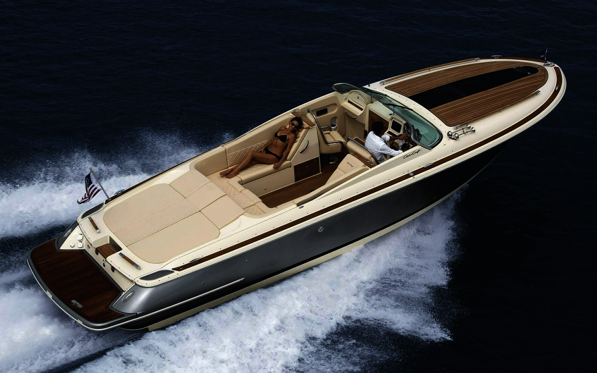 Photo: By Chris-Craft via Rick Obey Yacht Sales in Fort Lauderdale, FL.