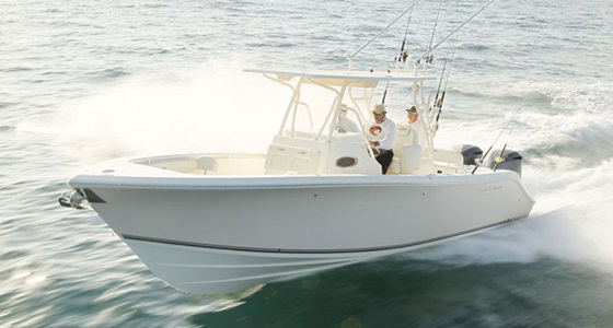 The Cobia 296 CC