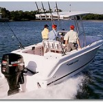New light-weight 4-stroke outboard, other products, featured at IBEX