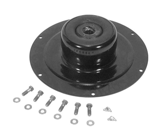 Replacing a drive coupler requires engine removal. The part alone is upward of $500. MerCruiser Marine Photo.