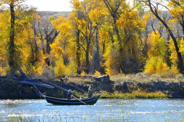 Fall is a fine season for fishing,  exploring,  cruising, and getting away from the crowds of summer.