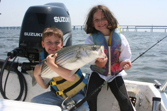 Fishing boats come in all shapes and sizes. The one common denominator: they all make for big, big smiles.