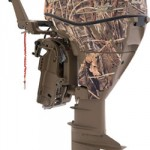 The New Mercury Flyway 25 EFI FourStroke Outboard Engine Is Ready To Hide