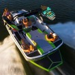 The Heyday WT-1 started life as the Wake Tractor, the brainchild of former MasterCraft president John Dorton and his son Ben.