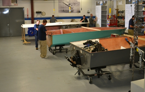 Boat Manufacturers offer warranties. Photo courtesy of Hornet Marine.