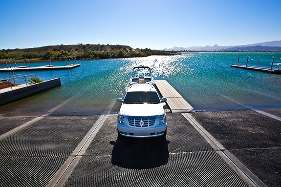 "There are plenty of launching ramps on the shores of Lake Havasu. Photo courtesy of <a href=""http://www.golakehavasu.com/"">golakehavasu.com</a>."