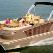 Larson's Escape pontoons are a bold foray into a big market.