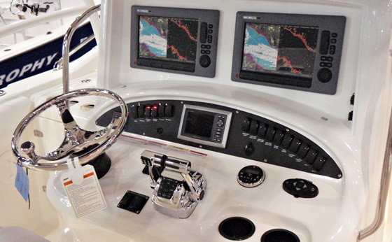 There's nothing like shiny new vistas at a fall or winter boat show to excite the imagination.