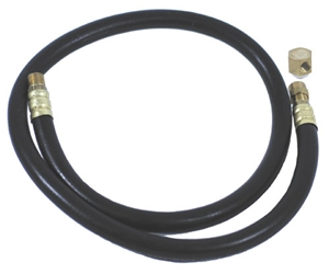 For about 25 dollars, an oil drain hose saves time and headaches, and makes for a better oil change. Photo courtesy of CPPerformance.com