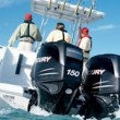 outboard twin