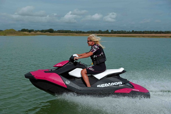 The personal watercraft is all about big fun on modest money.