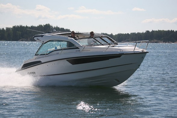 Every cruiser treads a line between internal accommodation and sporting ability.
