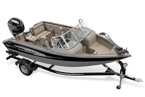The Princecraft Sport 177 does a little of everything -- and can do it fast.