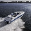 The Rinker Captiva 236 CC -- cuddy cabin -- builds on the success of their earlier 236 bow-rider.