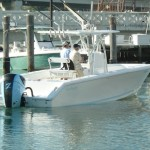 Seven Marine 557 Outboard: In-Water Debut