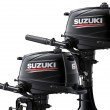 Ultimate portability is what the 2016 Suzuki DF6A outboard is all about. Also new this year is its little sister, the DF4A.