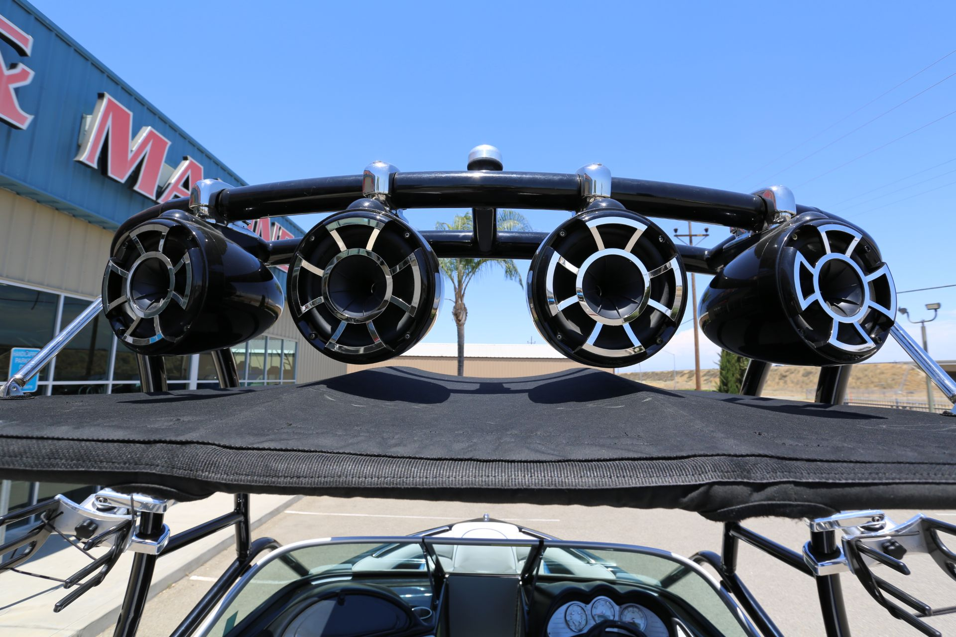 Boat Speakers And Audio Systems